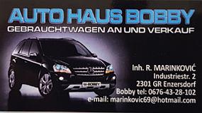 Autohaus Bobby