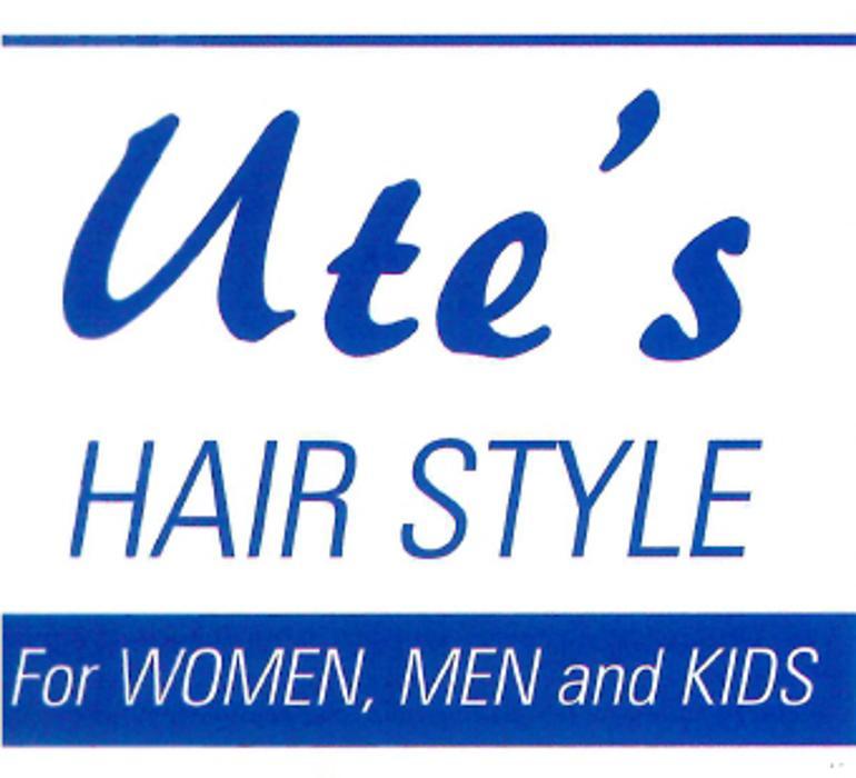 Bild zu Ute's Haarstudio in Ubstadt Weiher