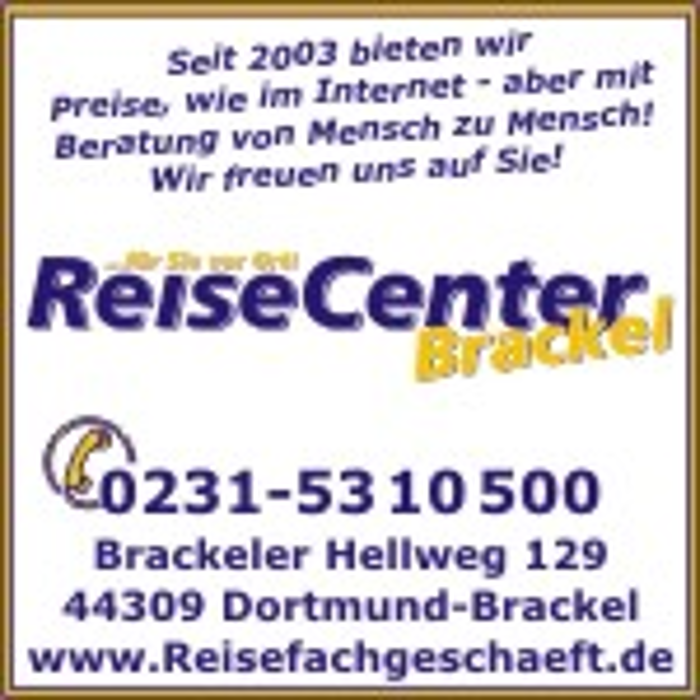 Bild zu ReiseCenter Brackel GmbH in Dortmund