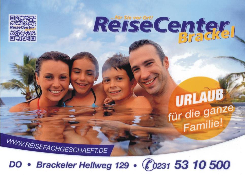 ReiseCenter Brackel GmbH, Brackeler Hellweg in Dortmund