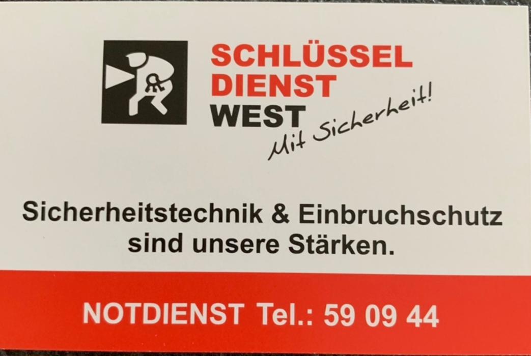 Bild zu Schlüsseldienst West in Karlsruhe