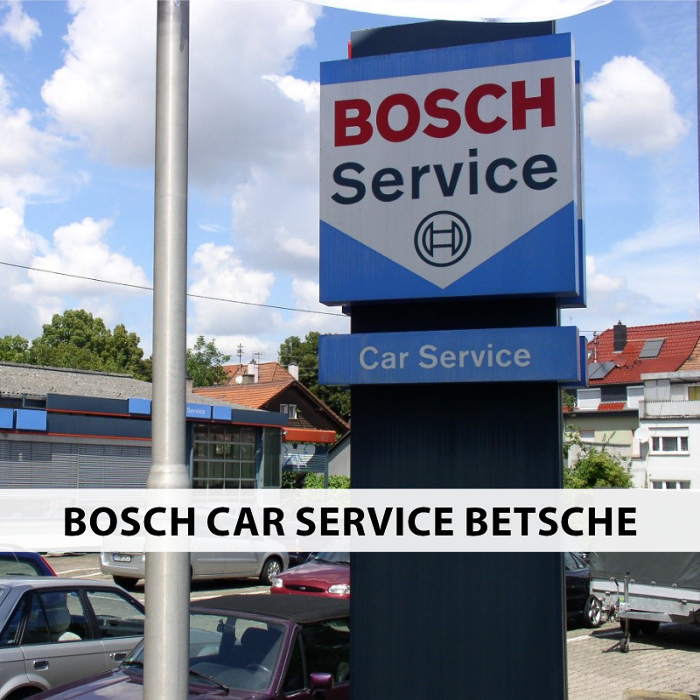 Bild zu Bosch Car Service Betsche in Bretten
