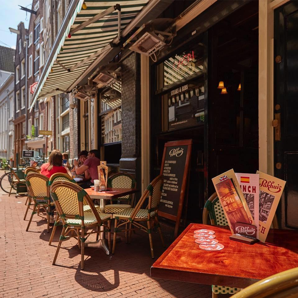 Eetcafé 't Pakhuis