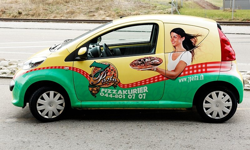 7 PASTA Pizzakurier & Partyservice