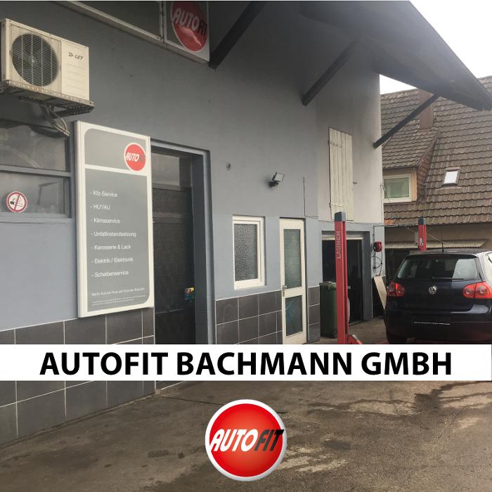 Bild zu Autofit Bachmann GmbH in Königsbach Stein