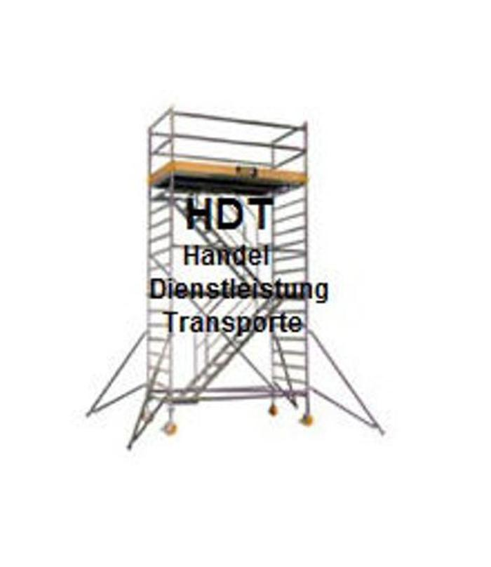 Bild zu HDT Baustoffe Gerüste und Schalungen in Berlin