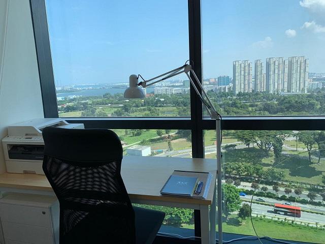 EZCorp Virtual Office Singapore