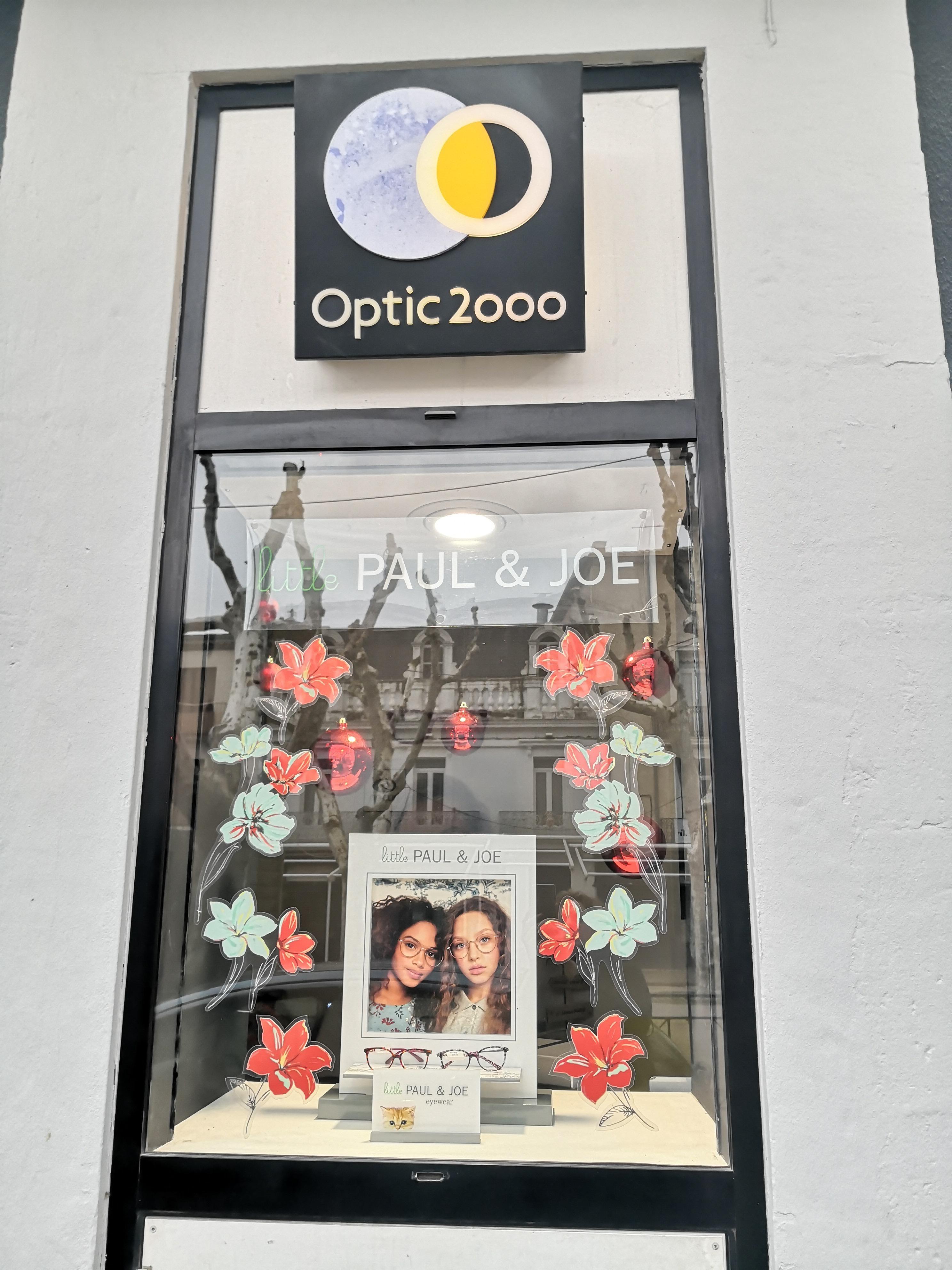 Opticien Optic 2000 Clermont-l'Hérault - Lunettes, lunettes de soleil, lentilles