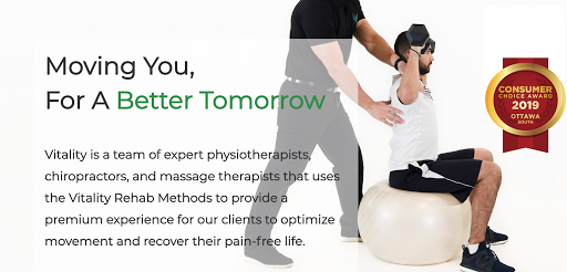 Vitality Physiotherapy and Wellness Centre Riverside South - Ottawa, ON K1V 0Z6 - (613)425-7700 | ShowMeLocal.com