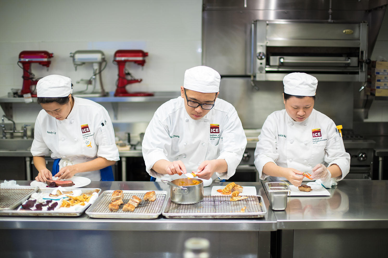 Institute Of Culinary Education