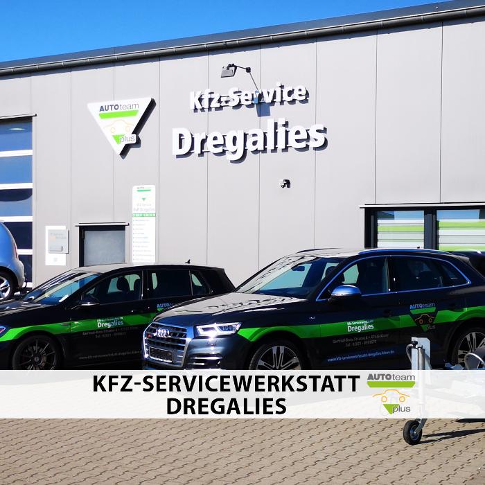Bild zu KFZ-Servicewerkstatt Dregalies in Kleve am Niederrhein