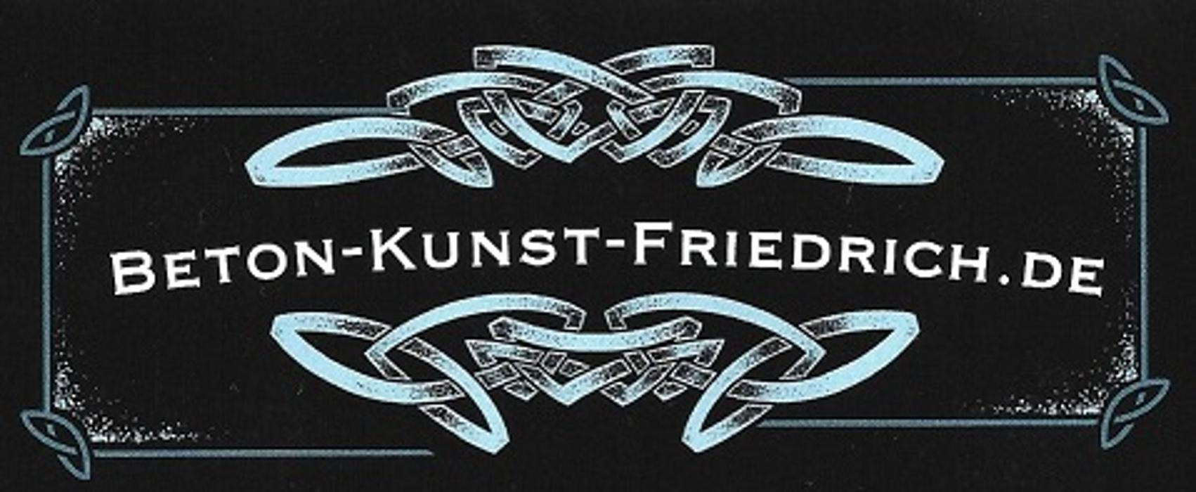Bild zu Beton-Kunst-Friedrich in Rostock