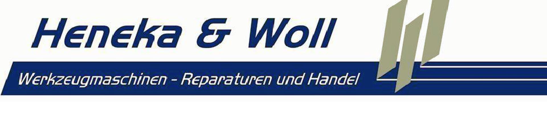 Henekea & Woll Werkzeugmaschinen - Reparatur & Handel Ubstadt-Weiher
