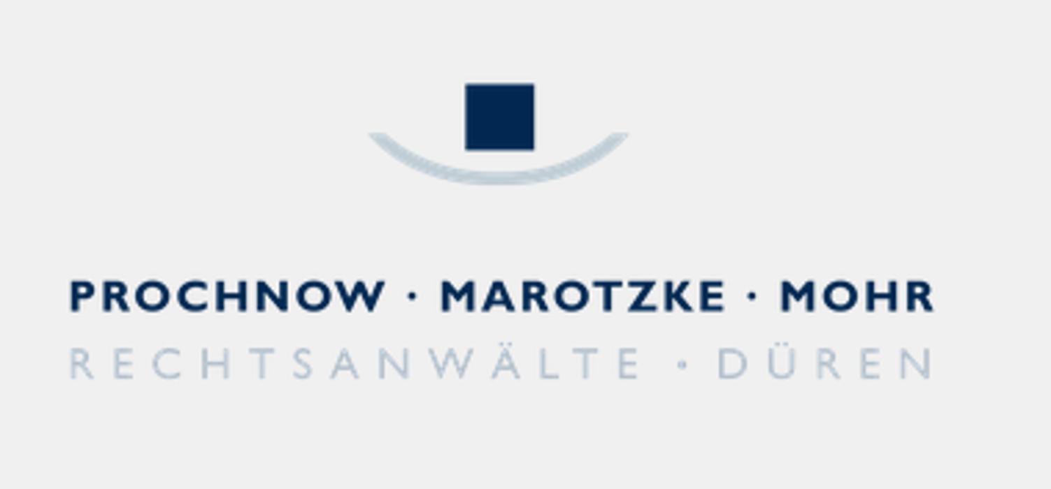 Bild zu Rechtsanwaltskanzlei Prochnow-Marotzke-Mohr in Düren in Düren