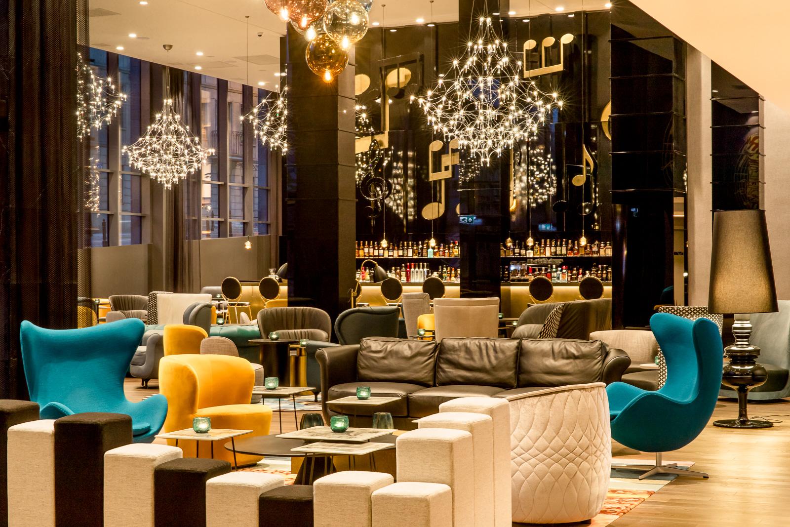 Hotel Motel One Warschau-Chopin