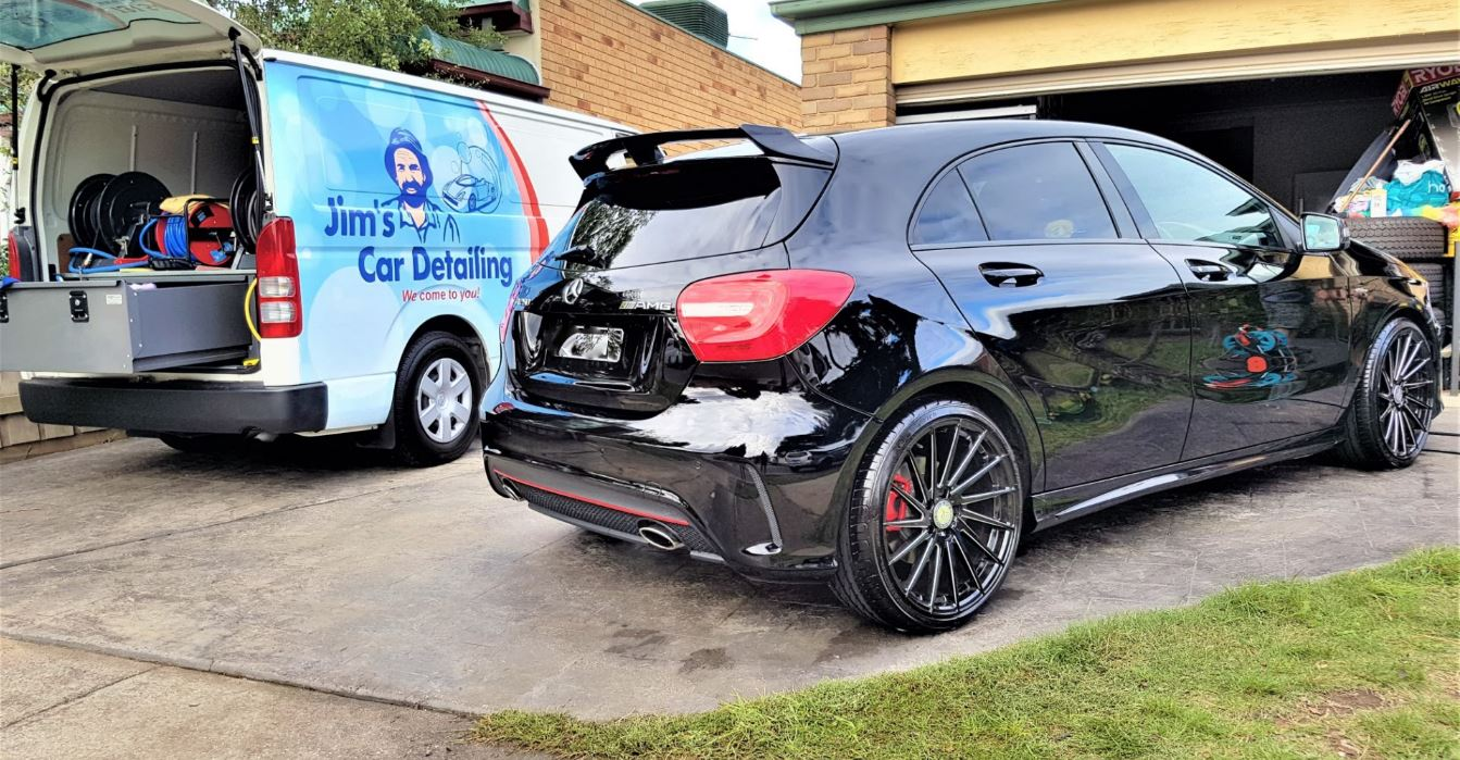 Jim's Car Detailing Taupo