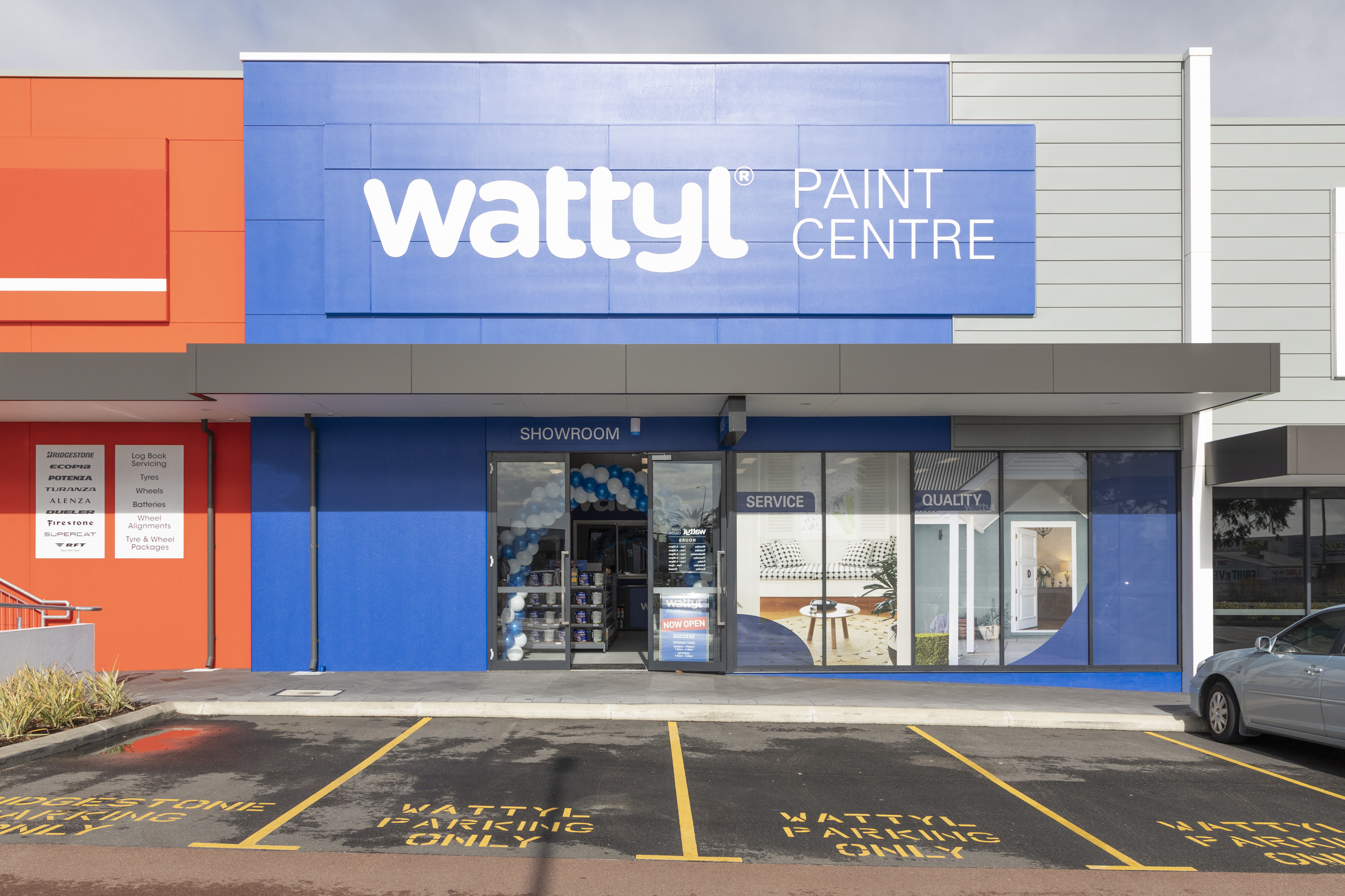 Wattyl Paint Centre Success