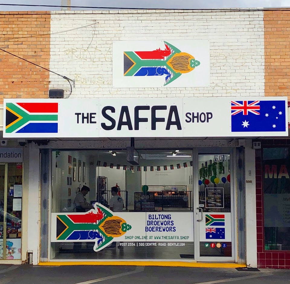 The Saffa Shop