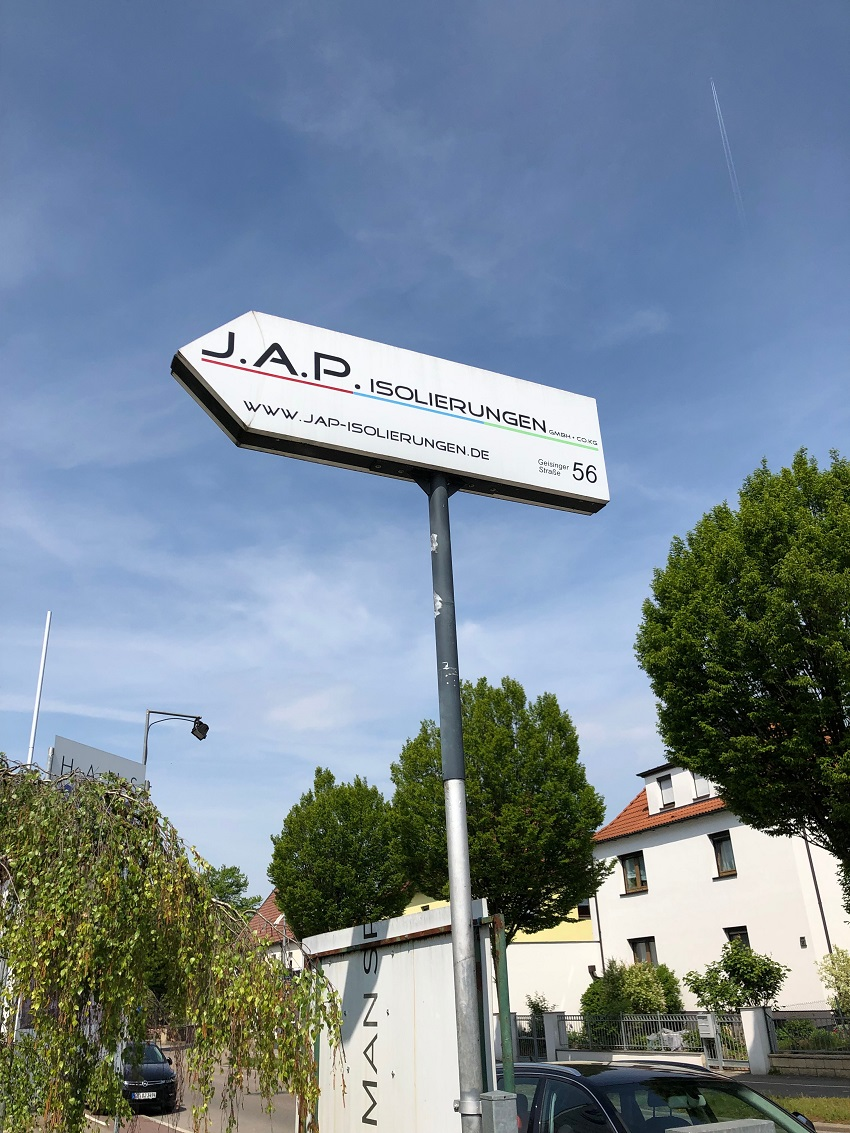 J.A.P. Isolierungen GmbH & Co. KG