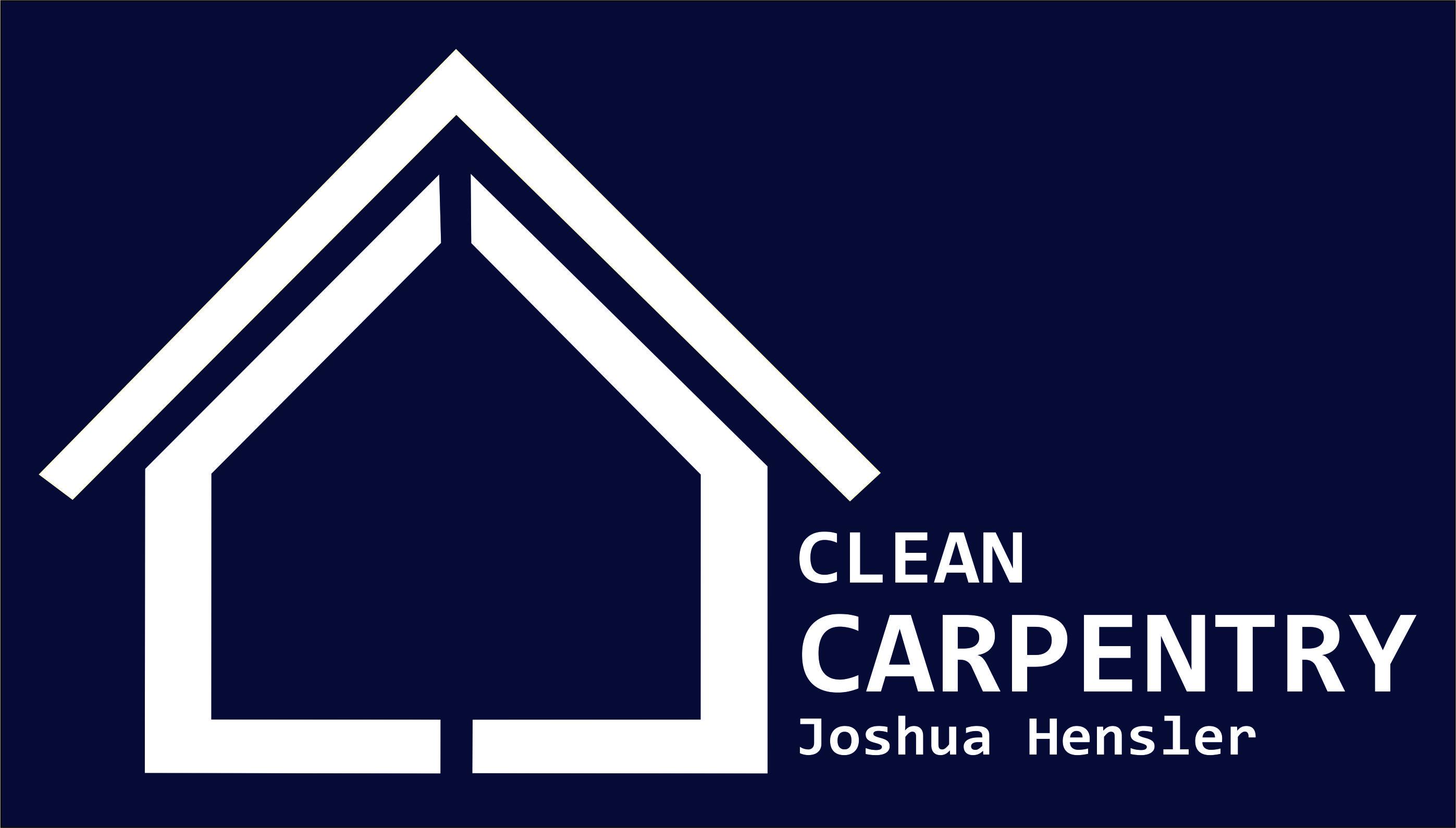 Clean Carpentry