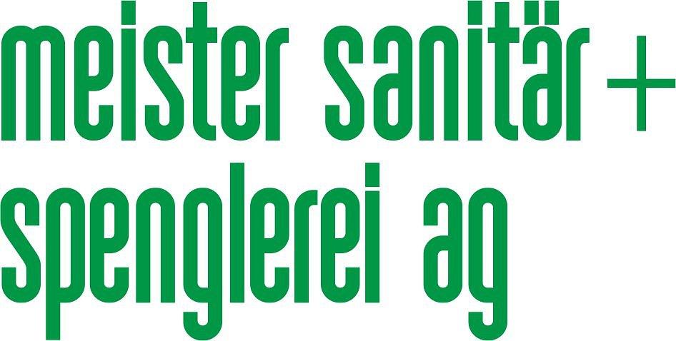 Meister Sanitär + Spenglerei AG Logo