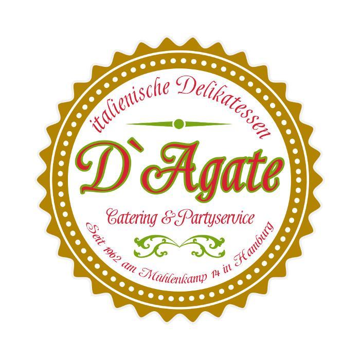 Bild zu D`Agate Italienische Feinkost & Catering in Hamburg