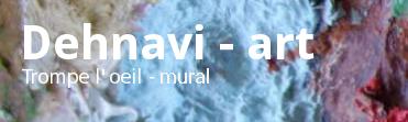 Dehnavi-art Logo