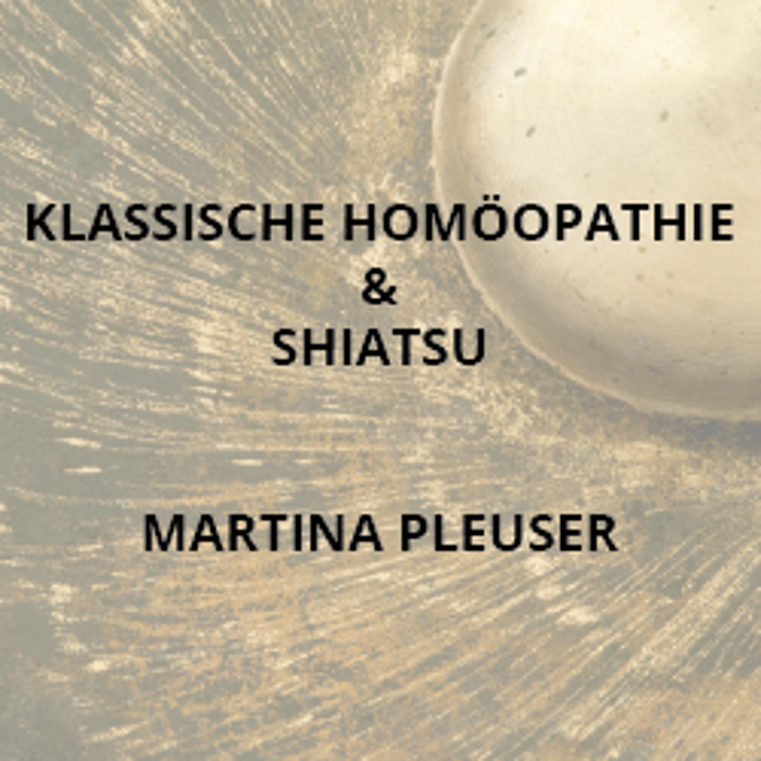 Bild zu Klassische Homöopathie Martina Pleuser in Germering