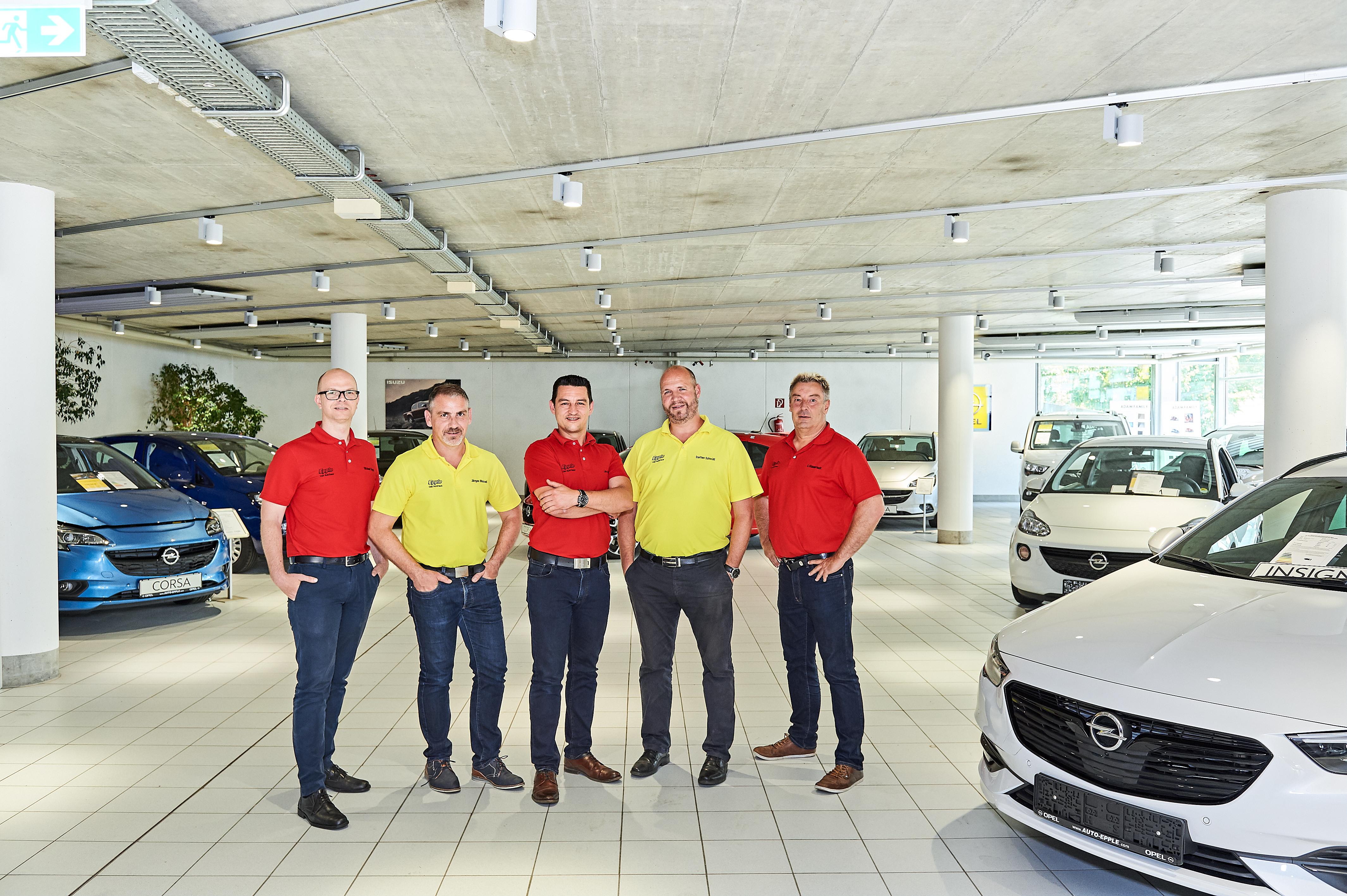 Auto Epple Erich Epple Rutesheim, Cupra, Seat, Opel