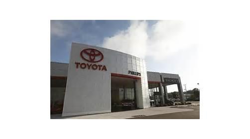 Phillips Toyota Leesburg