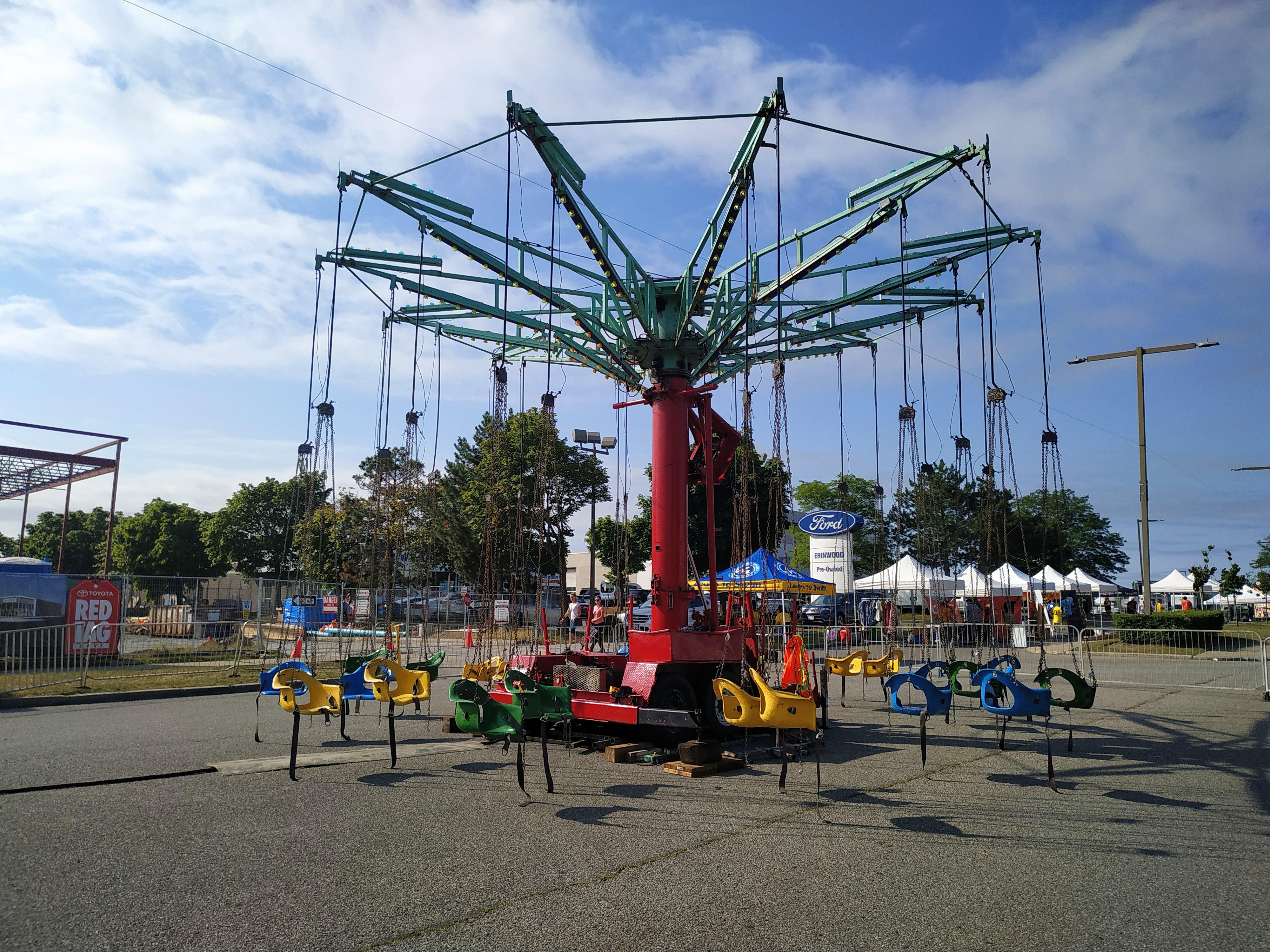 Ferris Wheel, Gable Bros Shows Fairs Carnivals