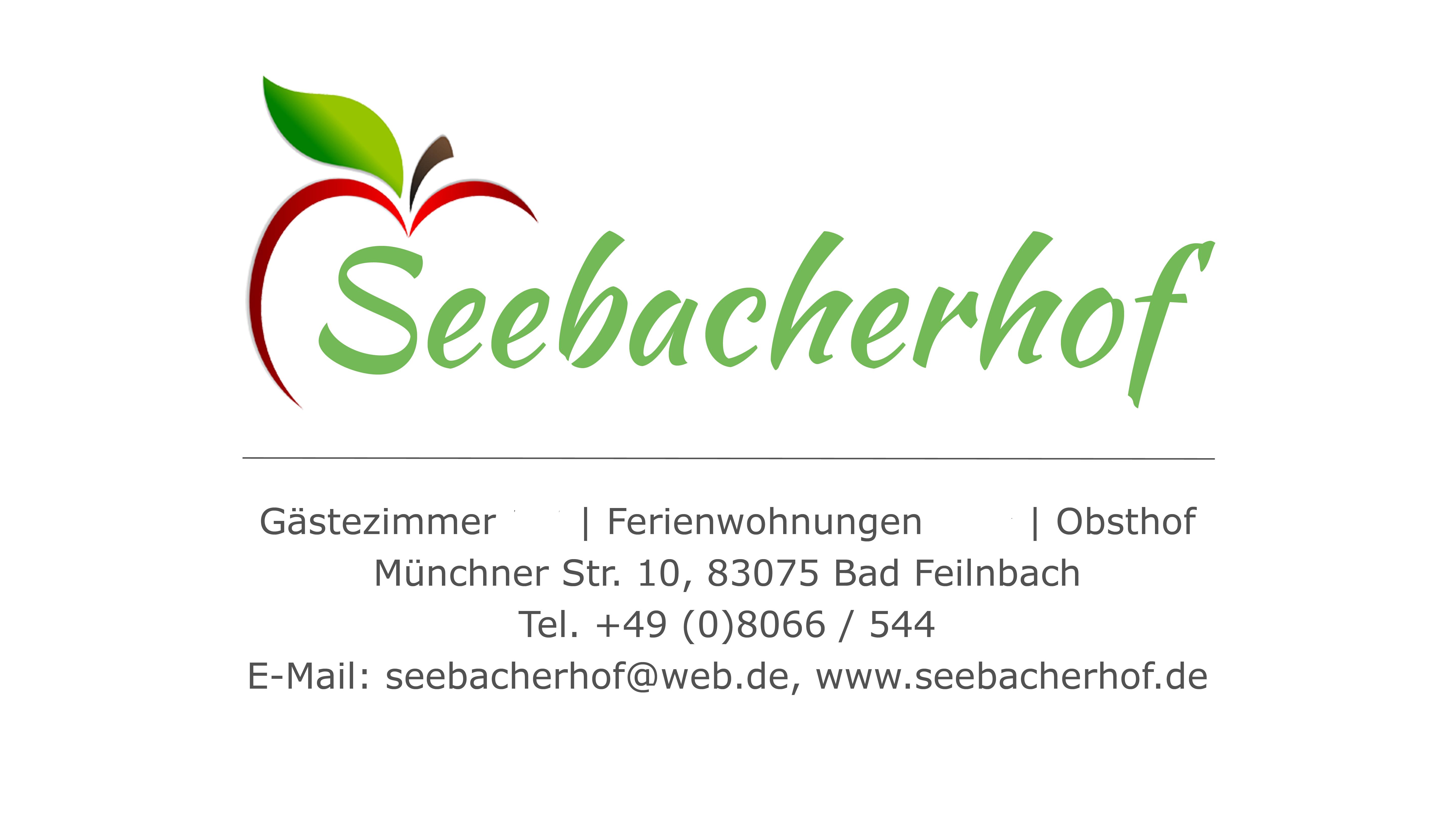 Seebacherhof Bad Feilnbach