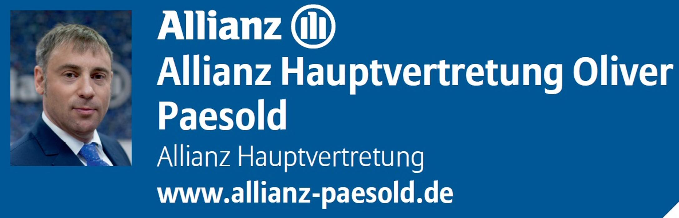 Bild zu Allianz Vertretung Niederkassel, Inh. Oliver Paesold in Niederkassel