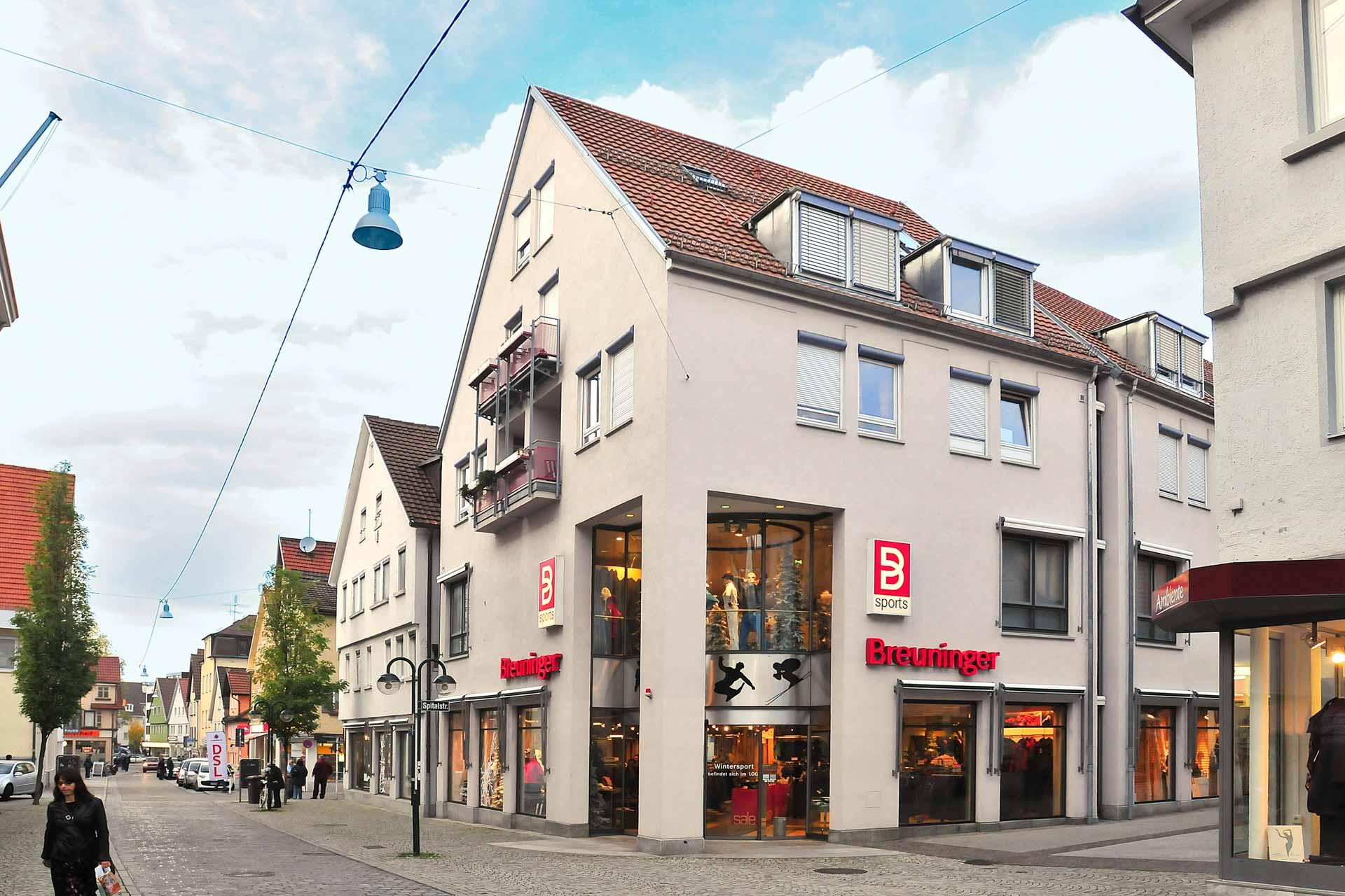 Breuninger Sporthaus Reutlingen