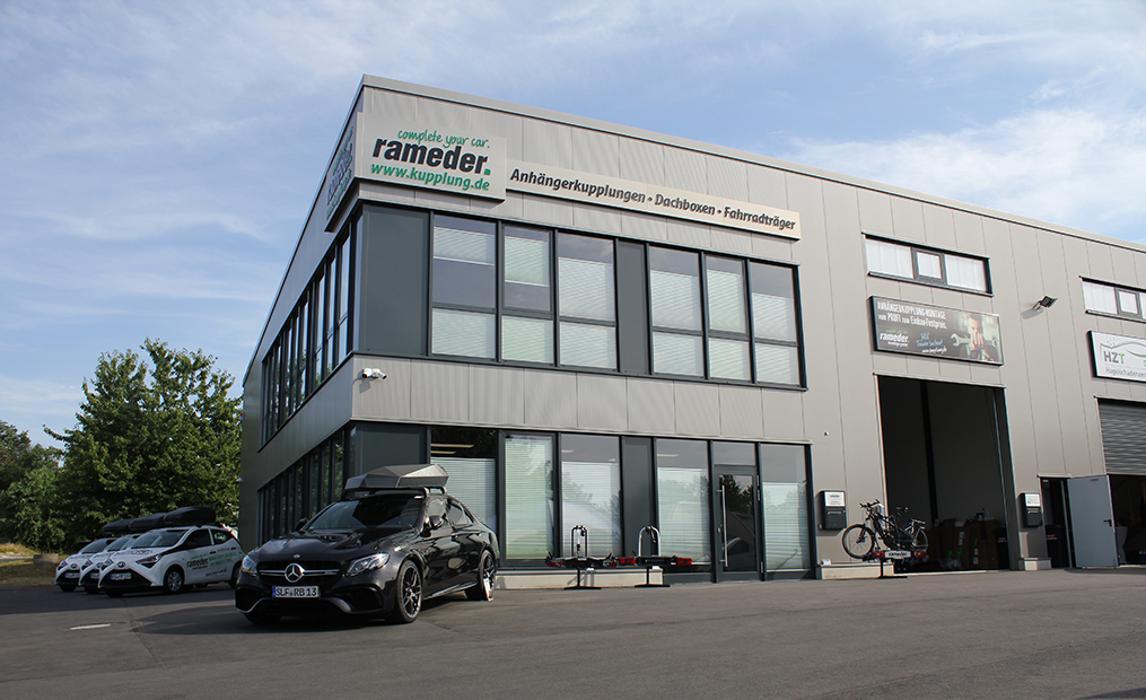 Bild der Rameder Technologiezentrum Saalfeld