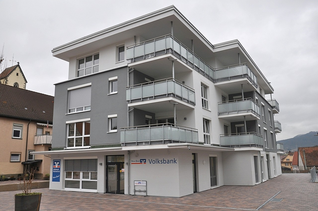 Volksbank Rottweil eG, Geschäftsstelle Wellendingen