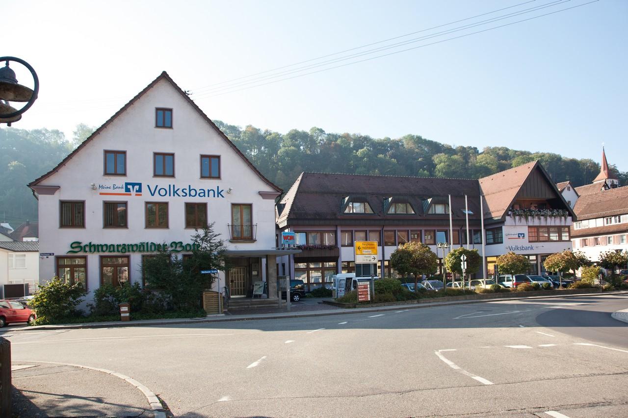 Volksbank Rottweil eG, Hauptgeschäftsstelle Sulz