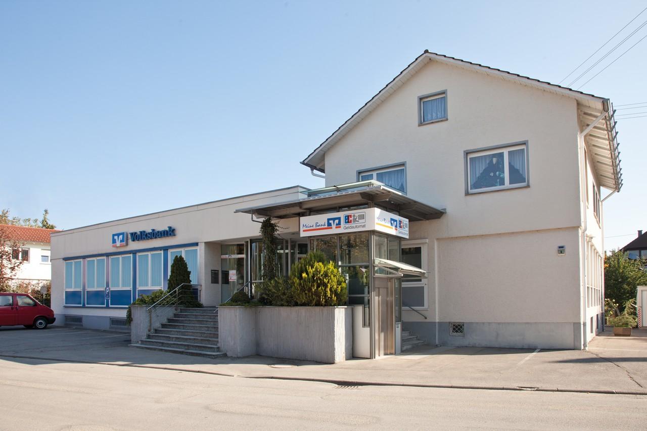 Volksbank Rottweil eG, Geschäftsstelle Zimmern o.R.
