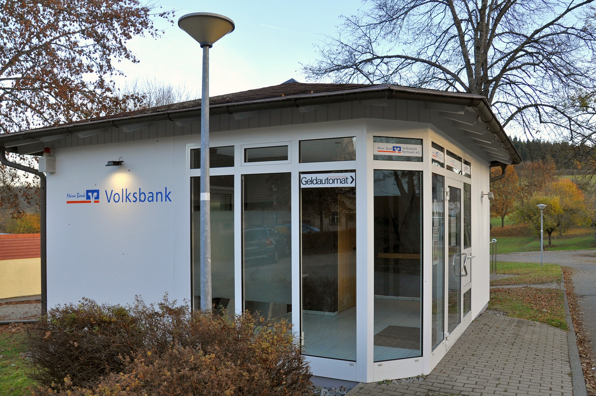 Volksbank Rottweil eG, SB-Geschäftsstelle Zimmern-Flözlingen