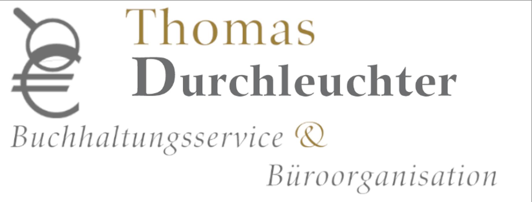 Bild zu Thomas Durchleuchter Buchhaltungsservice & Büroorganisation in Villingen Schwenningen