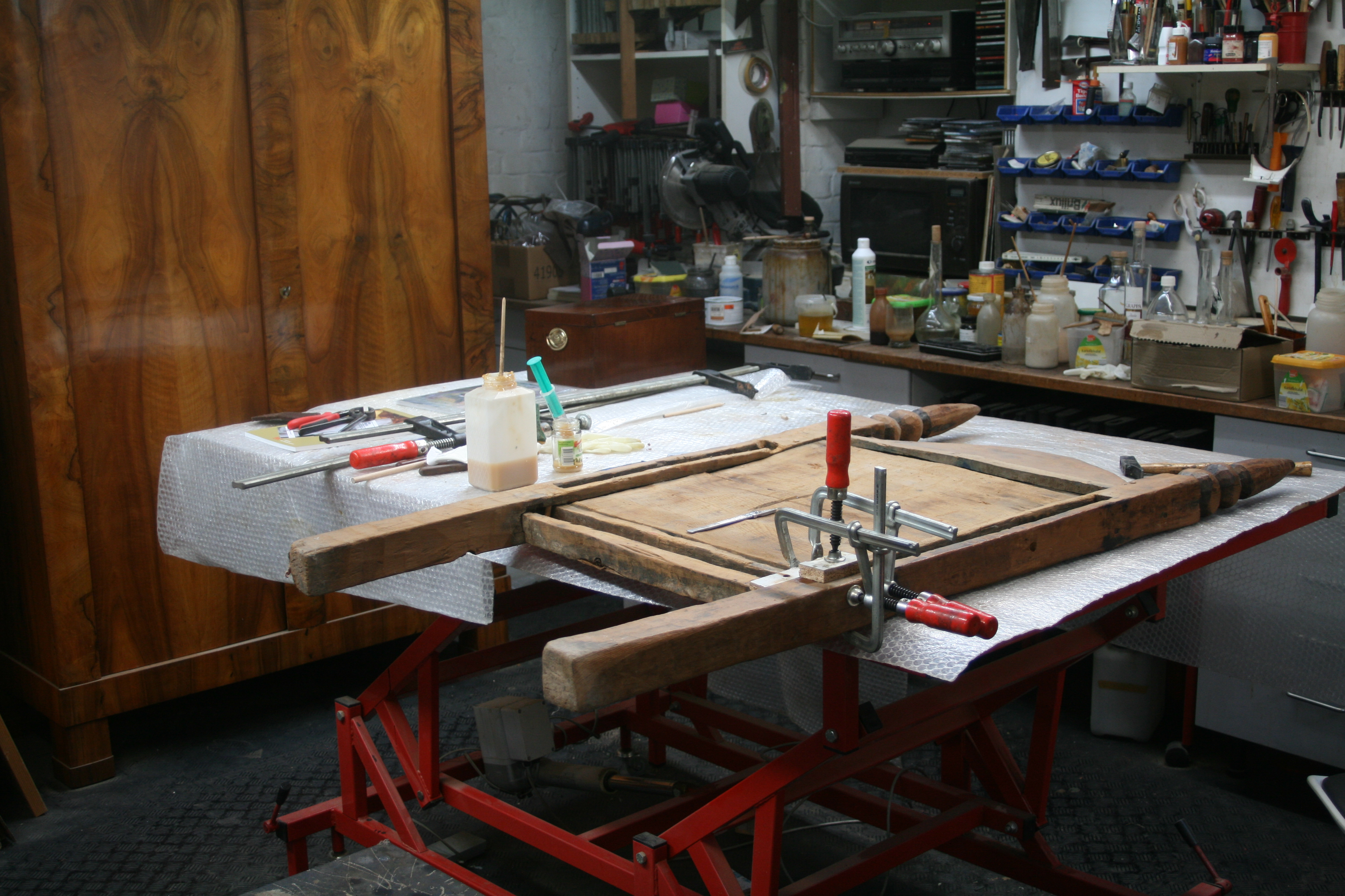 Werkstatt für Restaurierung Kai H. Luckow