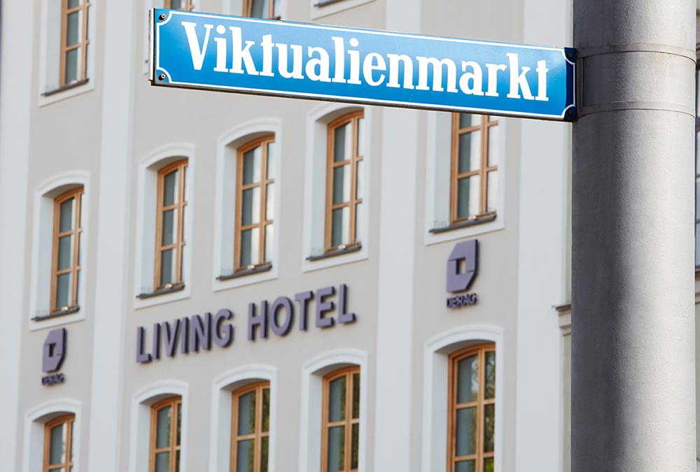 Living Hotel Das Viktualienmarkt