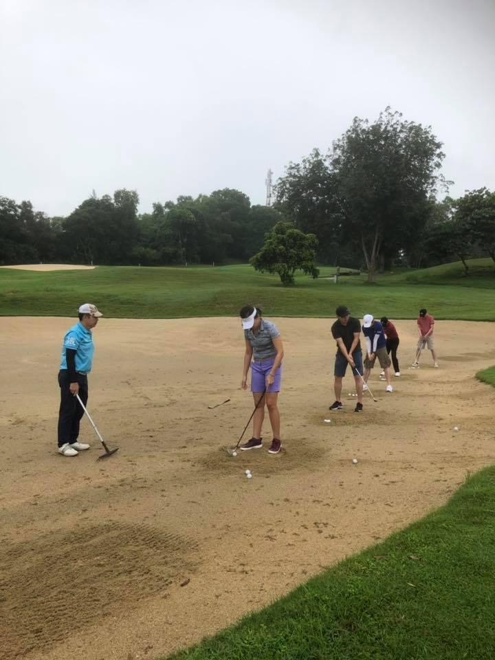 Jonas Golf Academy