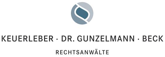 Rechtsanwälte Gerhard Keuerleber, Dr. Karin Gunzelmann, Michael Beck