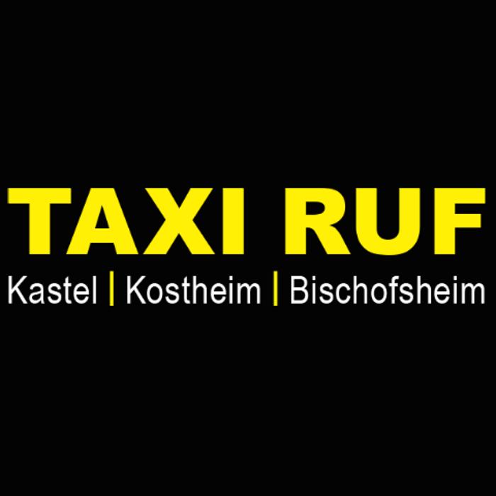 Bild zu Taxi Ruf Ginsheim Gustavsburg in Ginsheim Gustavsburg