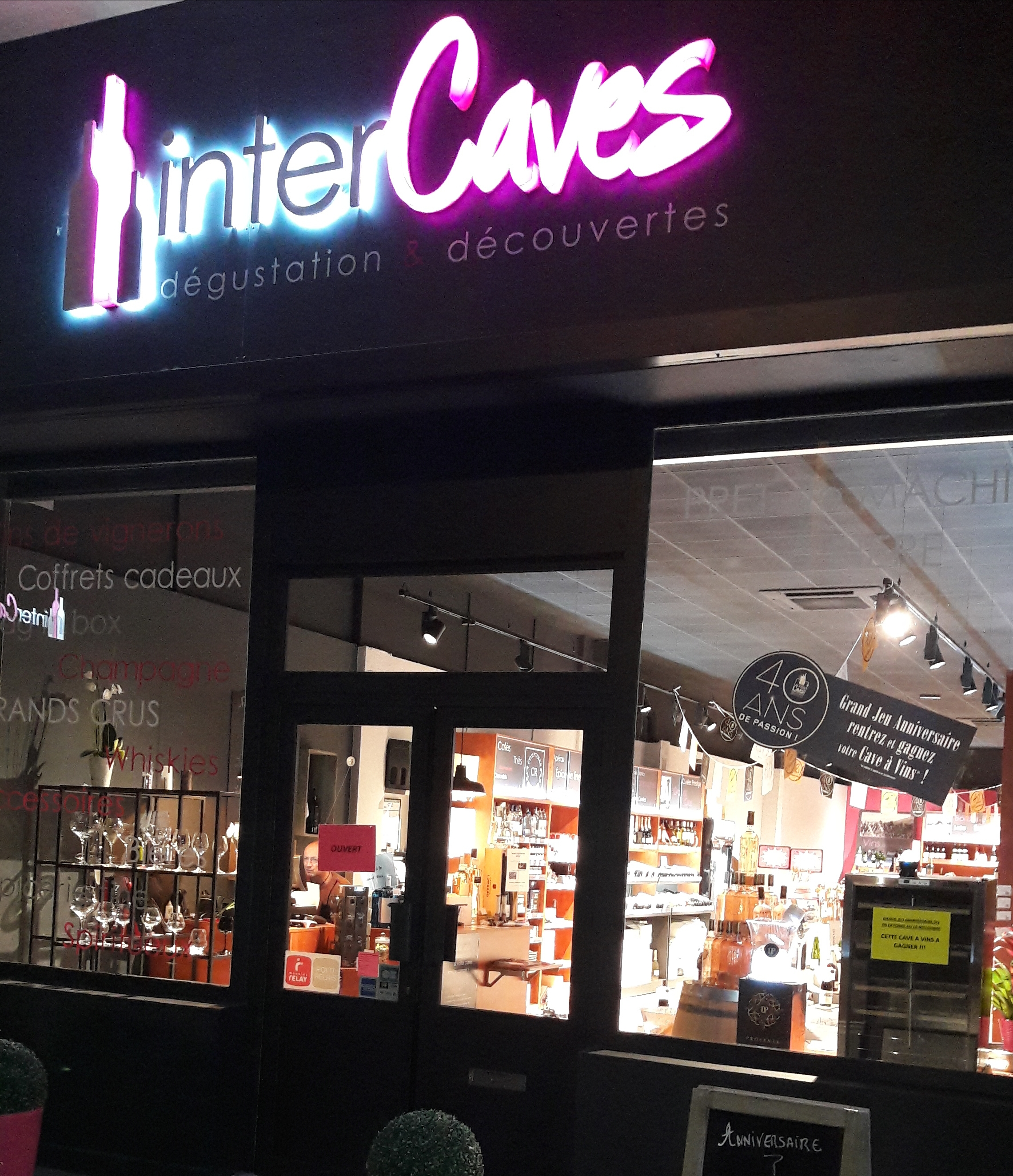 INTER CAVES Brignoles
