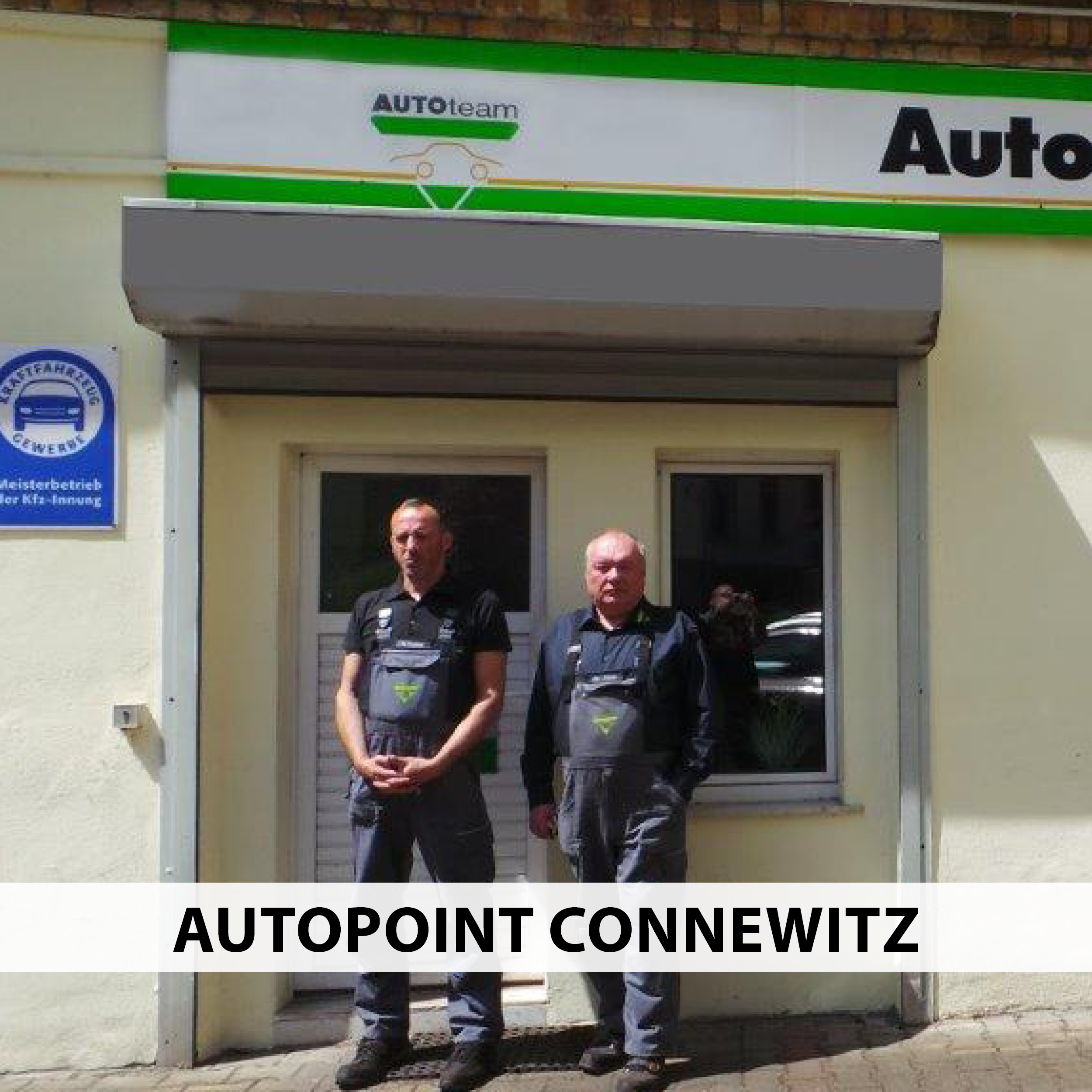 Autopoint Connewitz