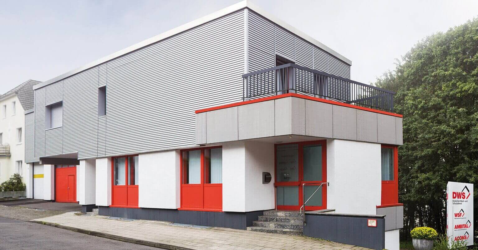 DWS Deutscher Wach- und Schutzdienst GmbH
