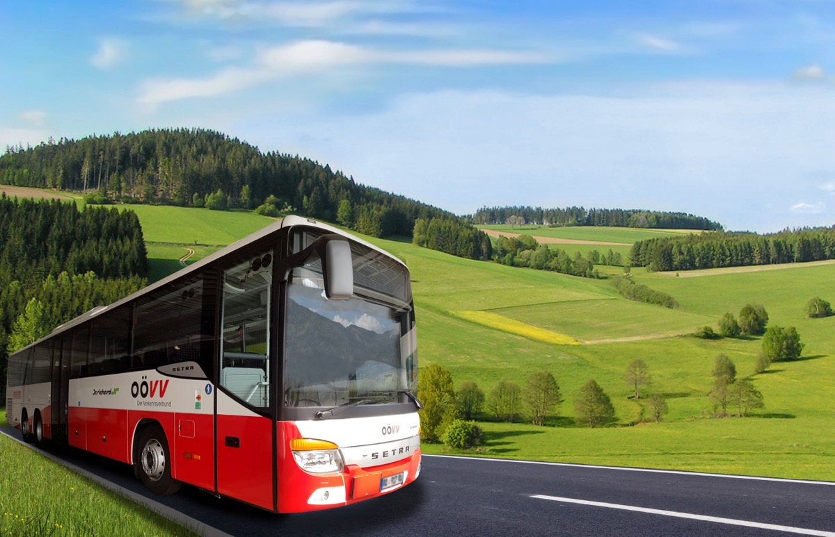 Dr. Richard Oberösterreich Autobus GmbH & Co. KG
