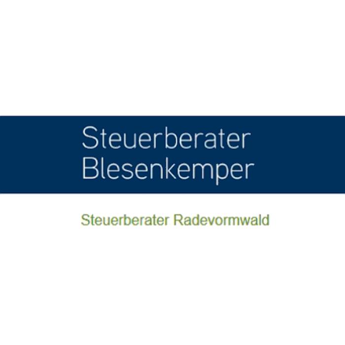 Bild zu Steuerberater Blesenkemper in Radevormwald